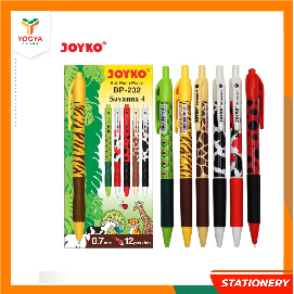 JOYKO BALLPOINT BP SAVANA SET 3 MIX