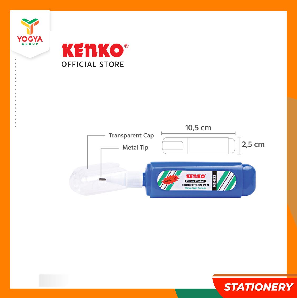 KENKO TIP-EX KE-823M METAL TIP