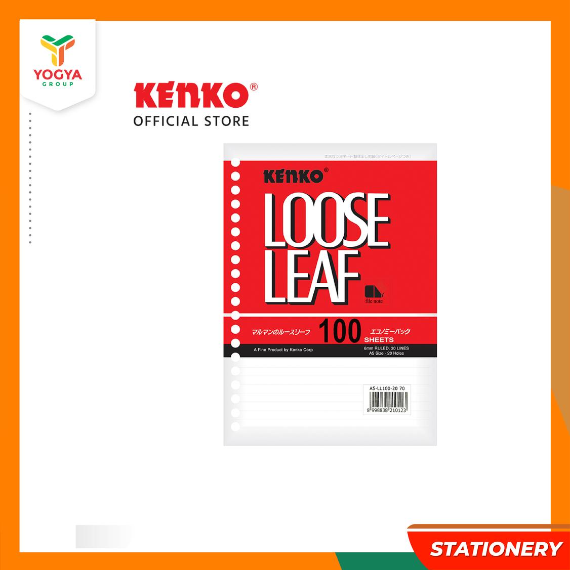 KENKO LOOSE LEAF A5-100
