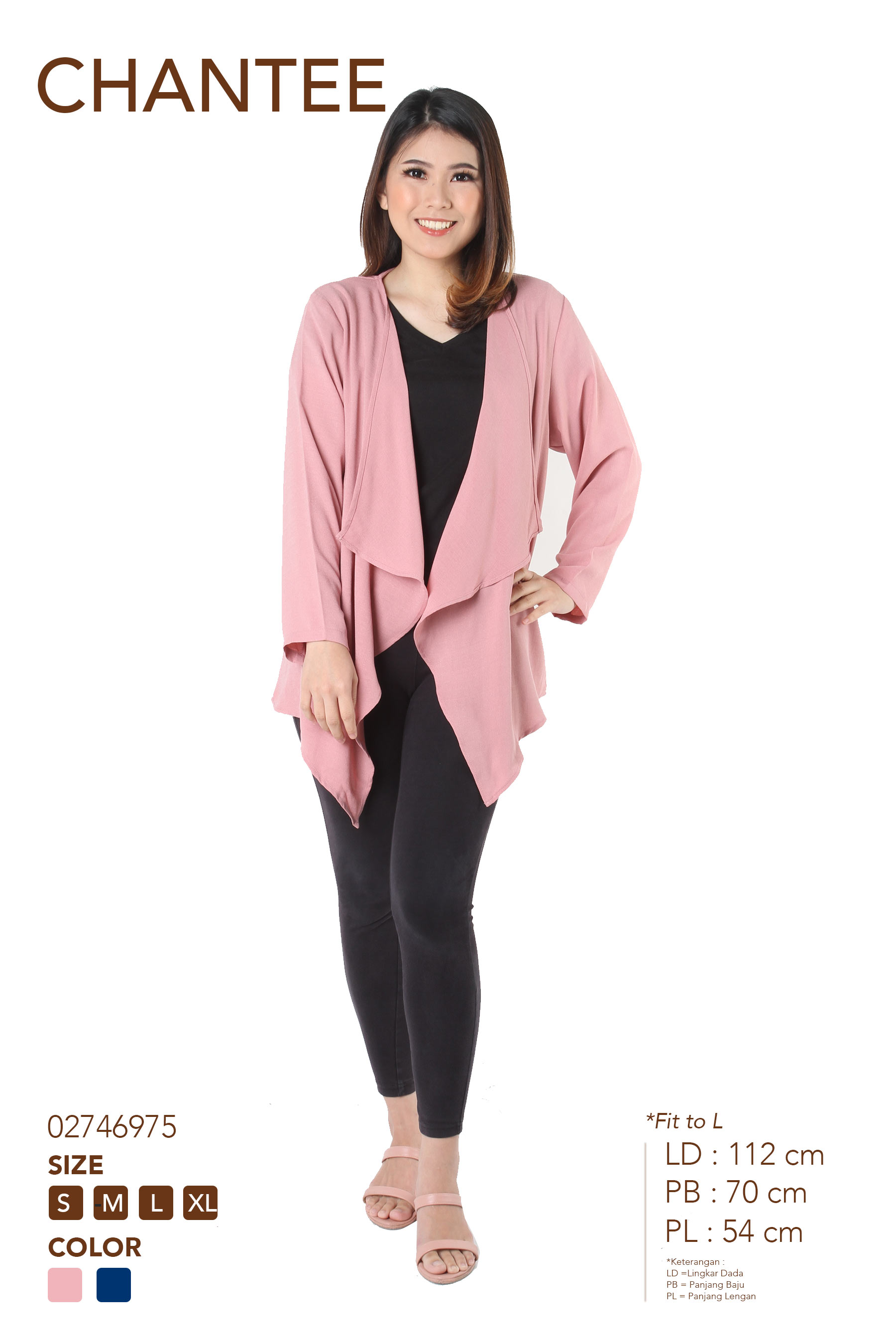 CHANTEE JB007 OUTER LAYER